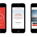 Iphone App / Branding WSP por Sid Lee