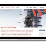 Página Web / Branding WSP por Sid Lee