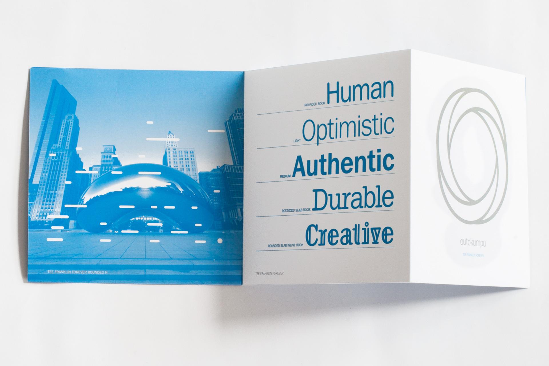 Rediseño de Aceros Outokumpu por la agencia de branding finlandesa N2